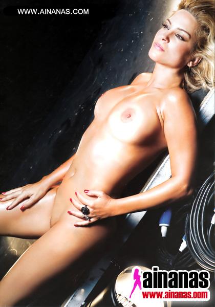 Cristina Areia Playboy Fotos De Nua