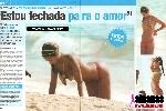Rita Pereira Nua - Fotos topless rita pereira na praia fio dental