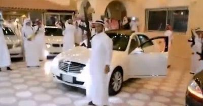 Apenas um Casamento Normal… Na Arábia Saudita!