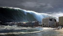 Cientistas Alertam para MEGA TSUNAMI no Atlantico
