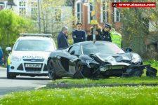 Dono de um McLaren 650S Spider Espeta-se Minutos Depois de o Receber