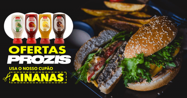O teu hamburger vai saber AINDA MELHOR com estas ofertas!
