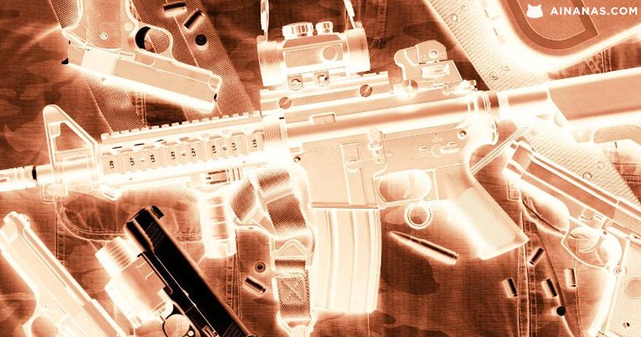 Engenheiros descobrem que WIFI pode detectar ARMAS E BOMBAS