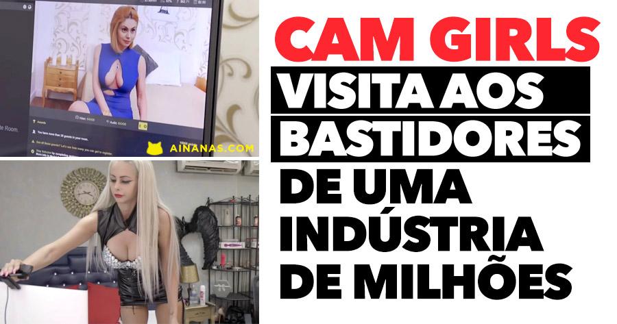 CAM GIRLS: visita aos bastidores de uma indústria de milhões