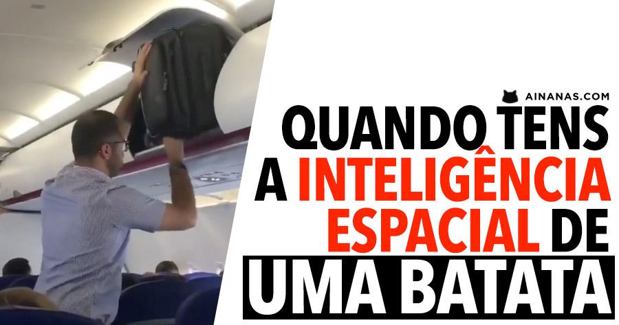 Quanto tens a inteligência espacial de uma BATATA
