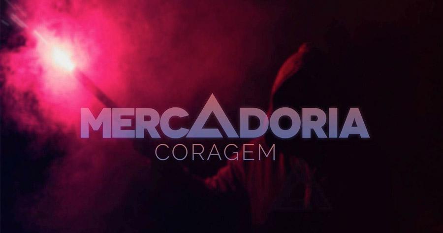 CORAGEM: cuidado que essa MERCADORIA está bem pesada!