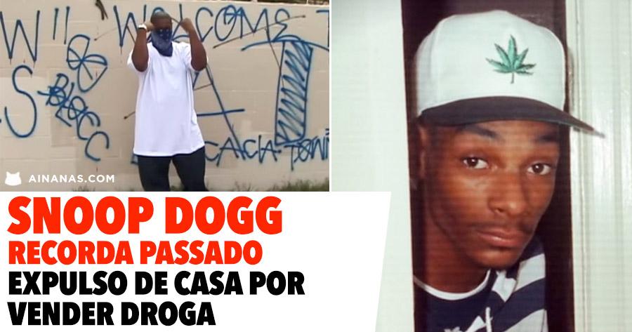 SNOOP DOGG recorda os seus tempos de Gangster