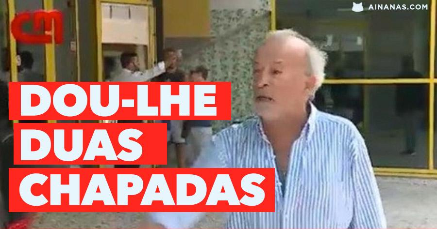 Vitor Espadinha INDIGNADO ameaça BRUNO DE CARVALHO