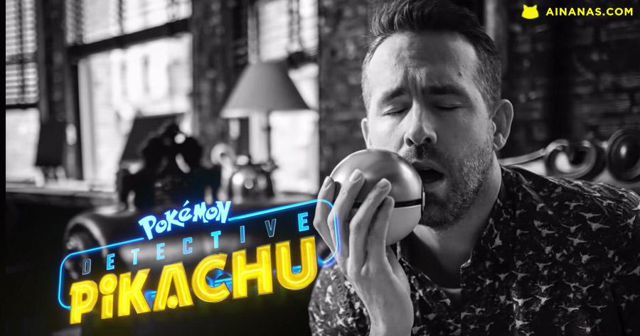 Ryan Reynolds conta como foi TRANSFORMAR-SE EM PIKACHU