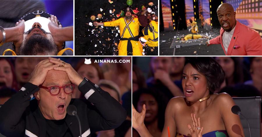 Performance LOUCA deixa jurados com o Coração nas Mãos!