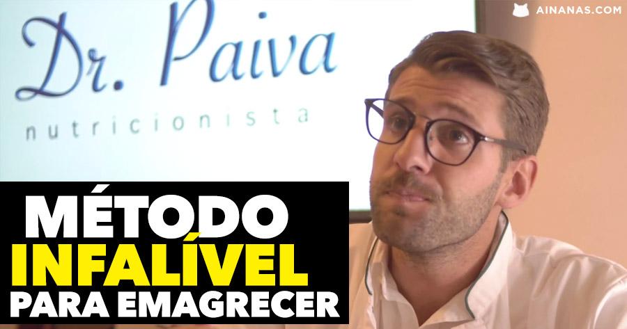 Dr. Paiva tem MÉTODO INFALÍVEL para emagrecer!