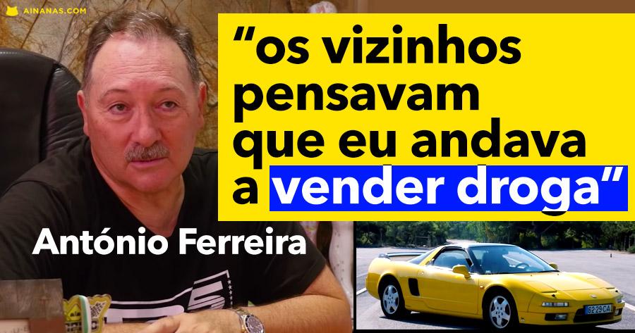 Incrível história do primeiro NSX amarelo em PORTUGAL ( e no Mundo )
