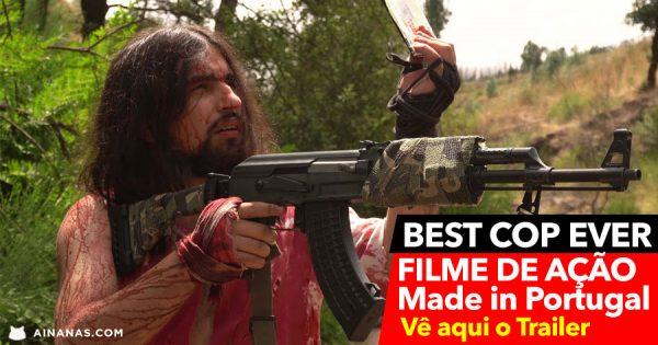 BEST COP EVER: Vem aí FILME DE AÇÃO Português