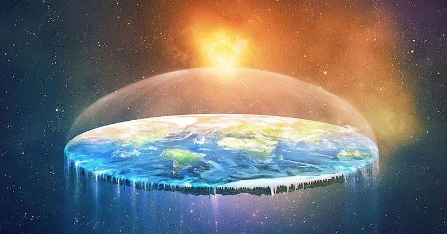 """Crentes da TERRA PLANA organizam cruzeiro para """"a borda"""" do Planeta"""
