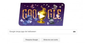 Google Lança Jogo de Halloween
