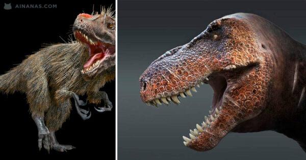 Afinal COMO ERAM os Dinossauros?