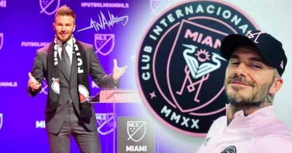 INTER MIAMI: o grande projeto de David Beckham no futebol americano