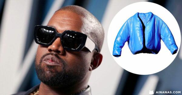 Kanye West pode ajudar a salvar a GAP do declínio