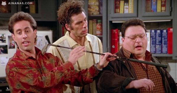 TODAS AS VEZES em que Seinfeld fez referência a FILMES FAMOSOS