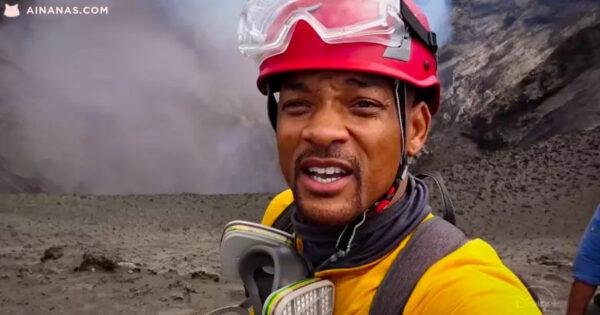 WILL SMITH consegue trabalho DE SONHO no National Geographic