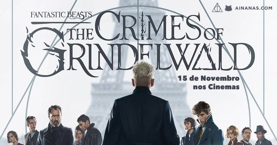 MONSTROS FANTÁSTICOS – CRIMES DE GRINDELWALD