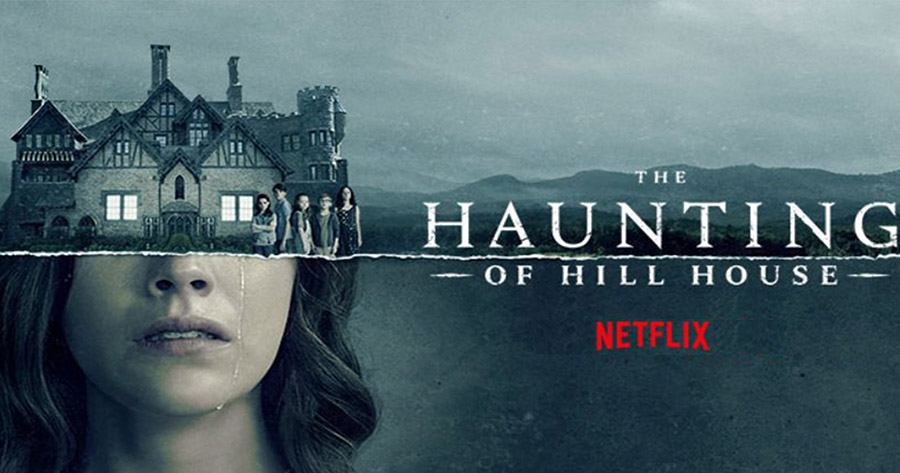 The Haunting of Hill House: Já Percebeste que é ESPECTACULAR??