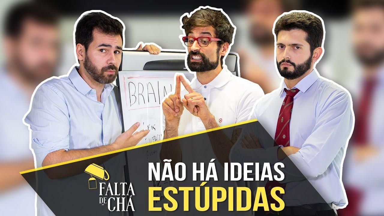 Não Há Ideias Estúpidas (c/ António Raminhos)