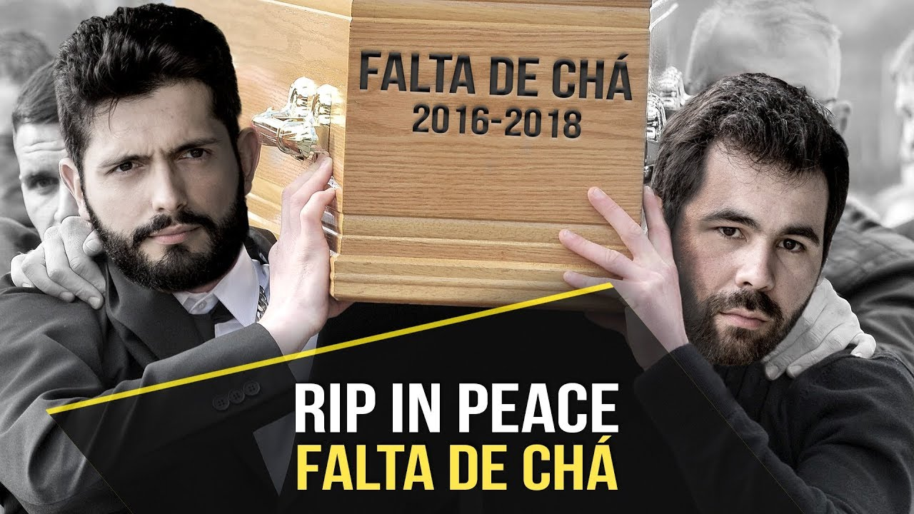 RIP In Peace, Falta de Chá