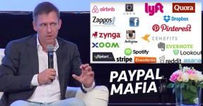 PAYPAL MAFIA: Reid Hoffman & Peter Thiel numa Excelente Palestra