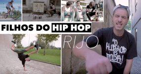Rijo faz BRUTA HOMENAGEM à Cultura do Hip Hop em Portugal