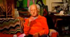Homem de 98 Anos Adora Fumar Ganzas!