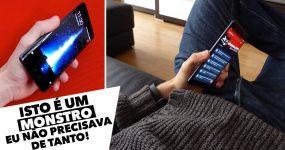 O Mi Note 2 é telemóvel a mais! Quem precisa de tanto power?