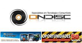ONDISC: Especialistas em Tecnologia e Consumíveis
