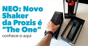 "NEO: Novo Shaker da Prozis é ""The One"""