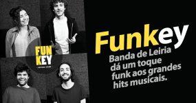 FUNKEY: Banda de Leiria dá toque Funk aos grandes hits musicais