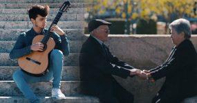 AMAR PELOS DOIS ganha versão mágica em Guitarra Clássica