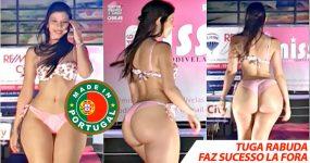 PORTUGUESA RABUDA faz sucesso lá fora (Ana Margarida Alves)