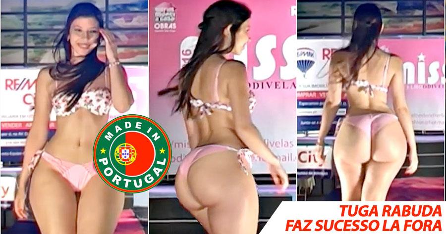 Tuga portuguesa a fazer show com vibrador para o namorado 2 Part 8 10