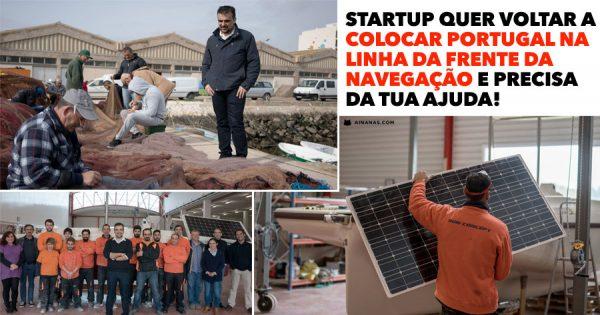 SUN CONCEPT: Startup quer voltar a colocar Portugal na Linha da Frente da Navegação e precisa da tua ajuda!