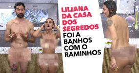 Liliana da Casa dos Segredos foi a Banhos com o Raminhos
