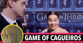 GAME OF CAGUEIROS: Quantos Cus da Guerra dos Tronos reconheces?