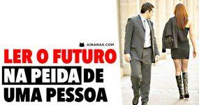 Ler o futuro NA PEIDA de Alguém