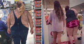 As pessoas MAIS ESTRANHAS do Walmart