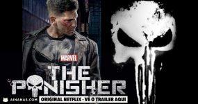 NETFLIX e MARVEL revelam primeiro hyper violento trailer de THE PUNISHER