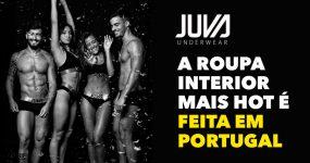 JUVA UNDERWEAR: a roupa interior mais hot é feita em Portugal