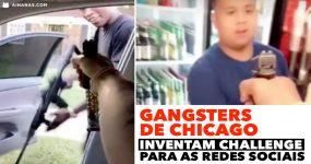 Gangsters de Chicago inventam challenge para as redes sociais