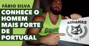 Ele é o HOMEM MAIS FORTE DE PORTUGAL