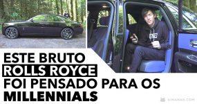 O Rolls Royce feito a pensar nos Millennials