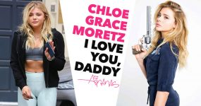 Chloe Grace Moretz: I LOVE YOU DADDY