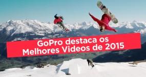 GoPro Partilha os Melhores Momentos de 2015